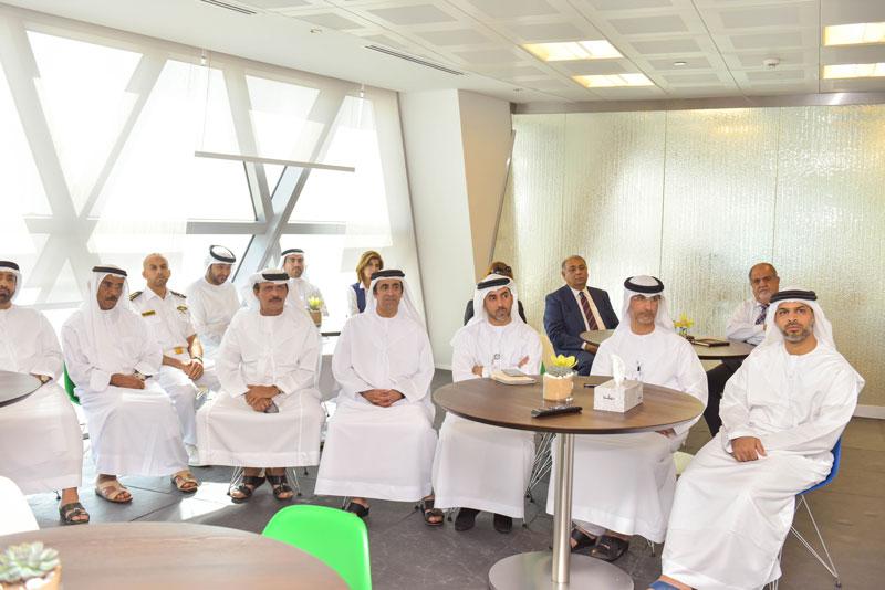 dcmmi Tasneef advisory board meeting